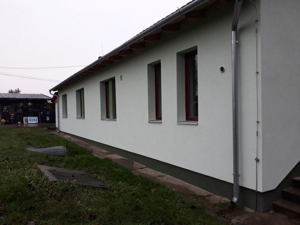 Megvalósult az INDIT Közalapítvány Pécsváradon működő rehabilitációs otthonának korszerűsítése és fejlesztése